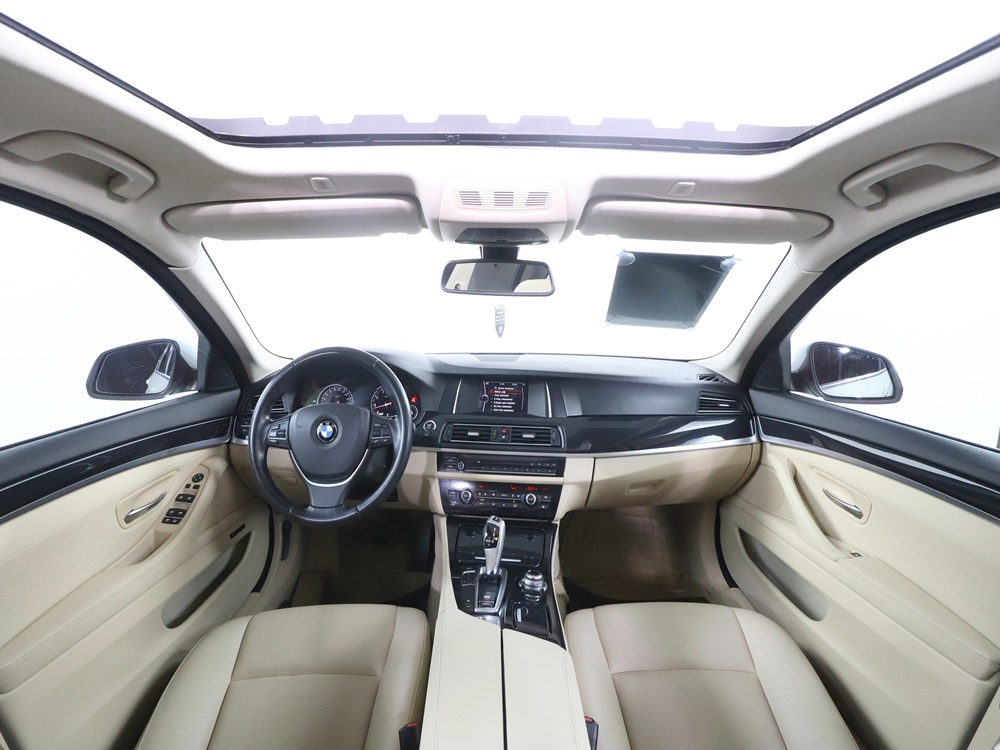 SELÇUKLU BMW 5.20
